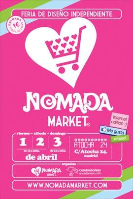 MoodyTrends in Nomada Market Madrid