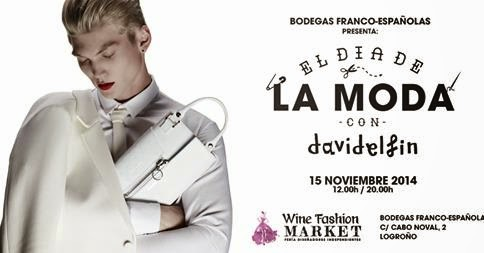 MoodyTrends con Wine Fashion Market en Bodegas Franco Españolas